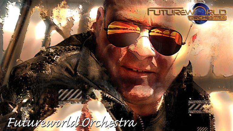 Potrait Robert Pot/Futureworld Orchestra