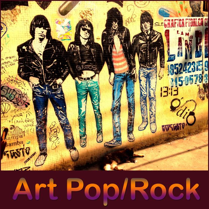 Art Pop-Rock